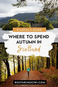 If you're looking to have an autumn break in Scotland this year, I've rounded up five of my favourite autumn escapes that I know you will love! autumn in Scotland Scottish Highlands | Scottish autumn | Scottish highlands autumn | autumn in Scotland fall | fall in Scotland | Scotland autumn | fall in Scotland pictures | autumn UK breaks | autumn UK | autumn bucket list UK | Scotland travel | Planning a trip to Scotland | Scottish fall | Scotland staycation | Staycation in Scotland Scotland Travel Guide, Scotland Road Trip, Scotland Vacation, Places In Scotland, Europe Travel Guide, Ireland Travel, Travel Destinations, Backpacking Europe, Scotland Nature