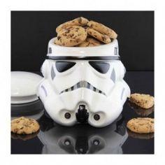 GALLETERO STAR WARS STORMTROOPER … Precio de Ocasión, Confíe sus galletas favoritas al lado oscuro para mantenerlo seguro con este tarro de galletas Stormtrooper ™. Una pieza divertida de recuerdo de Star Wars ™ y un recipiente de almacenamiento ideal, el Stormtrooper Cookie Jar es un gran regalo temático de Star Wars para los fans jóvenes y no tan jóvenes.