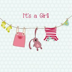 Annonce grossesse it's a girl