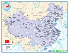 100 Places You Need to Visit: The Great Wall of China « MarketMAPS Blog