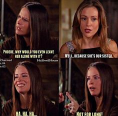 Charmed Serie Charmed, Charmed Tv Show, Alicia Milano, Charmed Quotes, Chris Halliwell, Charmed Book Of Shadows, Playboy Logo, Charmed Sisters, Shannen Doherty