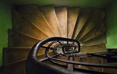 Spiral by Nancy Vajaianu architecture City Architecture, Stairways, Spiral, Art Photography, Buildings, Eye, Places, Decor, Staircases