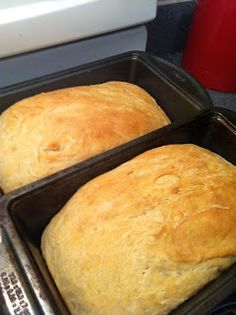 super easy homemade bread