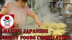 Street Food Japan - Amazing Japanese Street Foods Compilation Watch amazing cooking skills and street food around the world street food is ready-to-eat food or drink sold in a street or other public place such as a market or fair by a hawker or vendor often from a portable food booth food cart or food truck. While some street foods are regional many are not having spread beyond their region of origin. Most street foods are also classed as both finger food and fast food and are cheaper on…