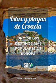 Desde su independencia en 1991, Croacia se ha desarrollado a un ritmo impresionante y se ha convertido en uno de los destinos turísticos más populares de Europa. Dubrovnik, Travel Blog, Bulgaria, Travelling, Trips, Places To Visit, Positive Vibes, European Travel, Around The Worlds