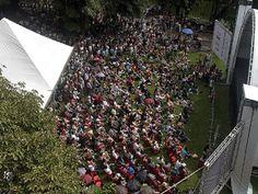 Neste fim de semana, o Parque Municipal Américo Renné Giannetti será palco para dois eventos musicais gratuitos.
