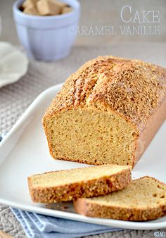 Alter Gusto | Cake au caramel à la vanille -