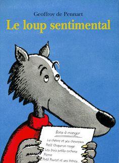 Projet théâtre : le loup sentimental ...