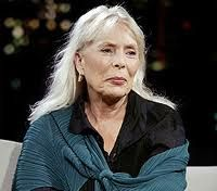 Joni Mitchell, artist of all!