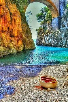 Vettica – Campania, Italy #travel #destination