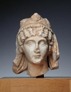 Roman2nd century A.D.A.D. 170–180Marble Faustina,the Younger,wife of emperor Marcus Aurelius