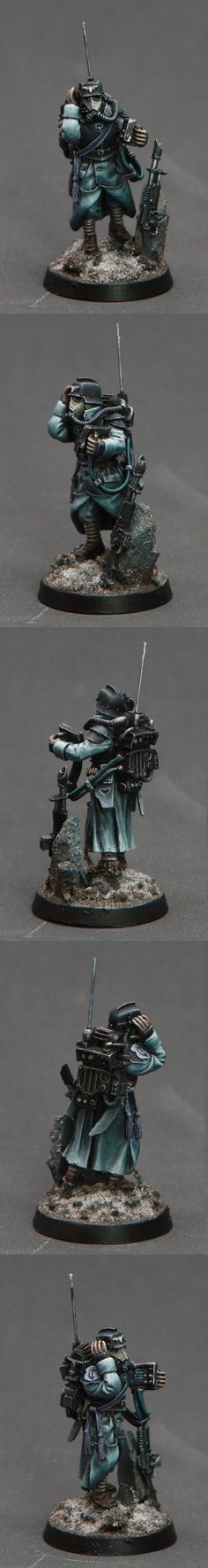 Death Korps of Krieg - Vox Operator