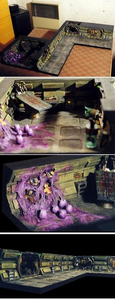 Another miniWH40k Diorama - Picture set #3