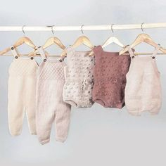Shirley Bredal Shirley Bredal is a Danish knit designer working between Copenhagen and Kathmandu. Handmade baby knits made from super fine merino wool. Toddler Fall Fashion, Baby Girl Fashion, Kids Fashion, Baby Outfits, Toddler Outfits, Baby Dresses, Knitted Baby Clothes, Knitted Romper, Baby Knits