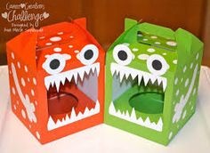Image result for monster boxes