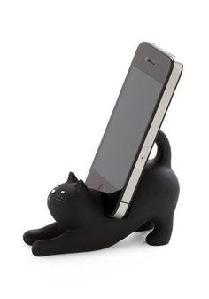 Porta Celular Gato
