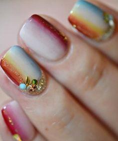 Arco-íris Nails