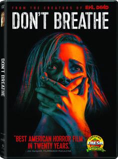 Don't Breathe Movie Thriller