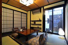 京都の伝統家屋 町家の貸切の宿 朱雀ききょう庵_和室 kyoyadoya Japan kyoto machiya inn