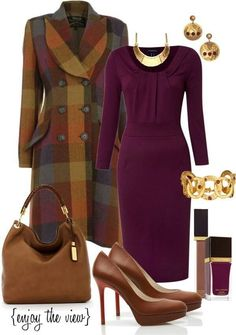 Simple tips to look more stylish in your work clothes Classy Outfits, Chic Outfits, Fall Outfits, Fashion Outfits, Womens Fashion, Fashion Trends, Fashion Ideas, Work Fashion, Fashion Looks