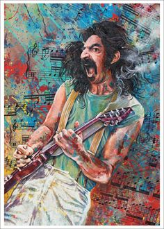 Frank Zappa Artwork