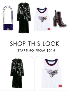 """""""OK"""" by babemagnet ❤ liked on Polyvore featuring Attico, Prada and Chanel"""