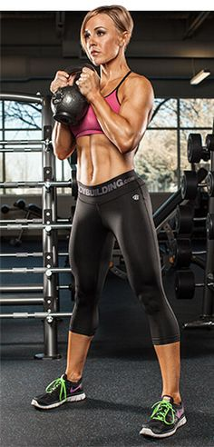 Grind To Grow: Try Your Squats And Presses With Kettlebells! Strengthen Your Abs And Burn More Body Fat With Slow Kettlebell Lifts. Bodybuilding.com