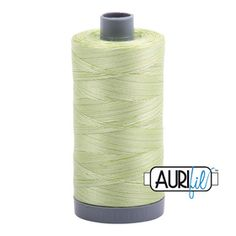 Light Spring Green Thread A3320 Quilting Thread, Hand Quilting, Machine Quilting, Light Spring, Spring Green, Cotton Thread, Display, Quilts, Stitch