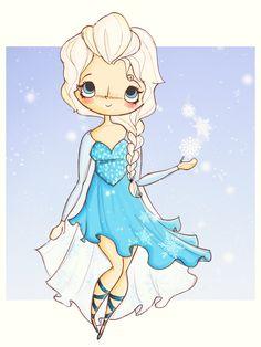 Let it go by agusmp.deviantart.com - Elsa, Frozen