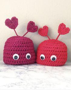 Love Bug Hat - Crochet Hat - Baby - Valentine s Day - Love Bug - Crochet -  Photo Prop - Hat - Baby Hat - Toddler Hat - Custom Design e53480e478fb