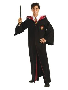 Harry Potter Deluxe Adult's Robe