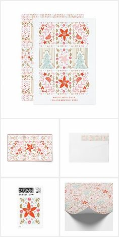 Holiday Festive Pretties Christmas Holidays, Christmas Cards, Christmas Tree, Bird Tree, Holiday Festival, Pastel Colors, Photo Cards, Festive, Pretty