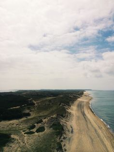 Coastline Anholt