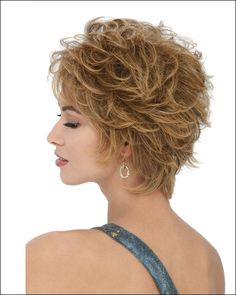 Free shipping fascinating Wavy Short #Lace #Front #Wigs