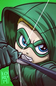 Arrow Oliver Lord Mesa