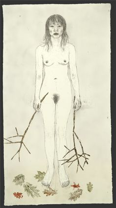 Kiki Smith,Untitled IV,2006