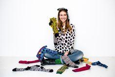 #DillySocks colorful Socks, farbige Socken, bunte Socken