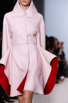 Giambattista Valli | Fall 2014 Ready-to-Wear Collection | Style.com [Photo: Gianni Pucci / Indigitalimages.com]