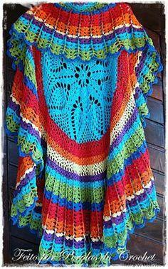 Die 91 Besten Bilder Von Kreiseljacke Crochet Clothes Crochet