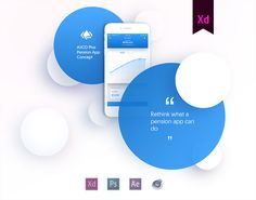 다음 @Behance 프로젝트 확인: \u201cAIICO Plus Pension App\u201d https://www.behance.net/gallery/50561223/AIICO-Plus-Pension-App