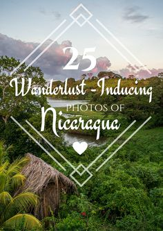Never thought of visiting Nicaragua? Until recently, I hadn't either.   In fact, a handful of years ago I backpacked through Central America and skipped the country entirely.  I can't believe how naive I was to all the beautiful places I missed!    Here are 25 wanderlust-inducing reasons to visit now!  via http://CuriosityTravels.org