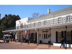 The Excelsior Hotel in Jefferson, Texas is very historic and very haunted!!!