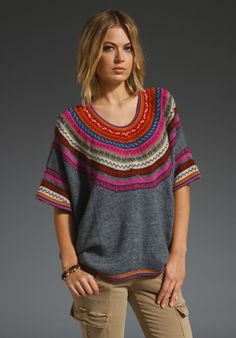 CAROLINA K Guate Sweater en Multi Color en Revolve Clothing - envío gratis!