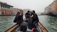 Venice- Canal Grande - before recording