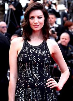 Cait at Cannes Film Festival, 2016