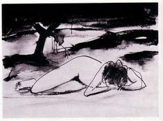 Opustena - Franz Kline