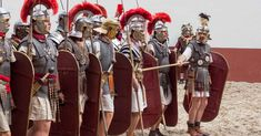 4 Civilian Jobs Done by Roman Legionaries