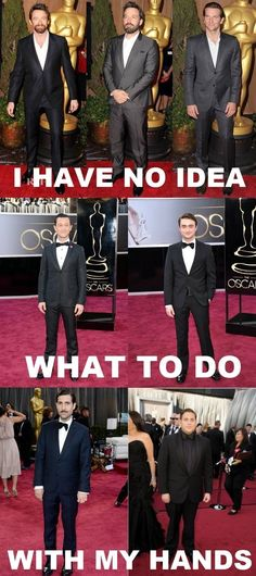 All I saw at the Oscars  - funny pictures #funnypictures