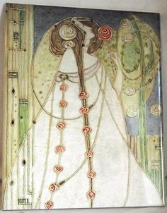 'Glasgow Style' Lady Margaret MacDonald Mackintosh | eBay