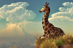 Dreaming of Climbing Mountains by deskridge.deviantart.com on @deviantART